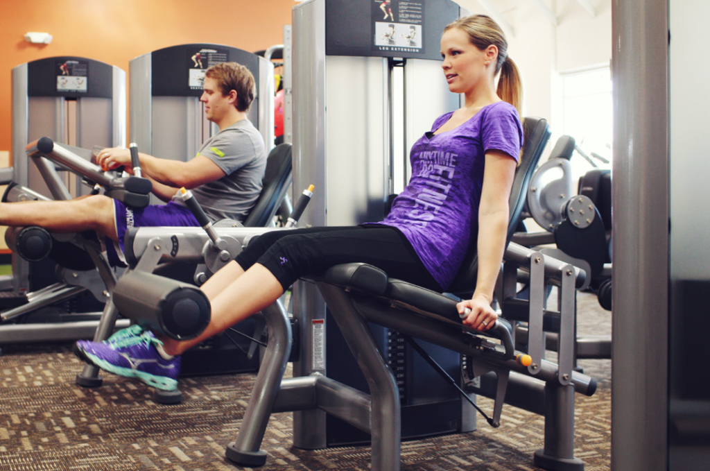 How To Use The Leg Extension Machine?