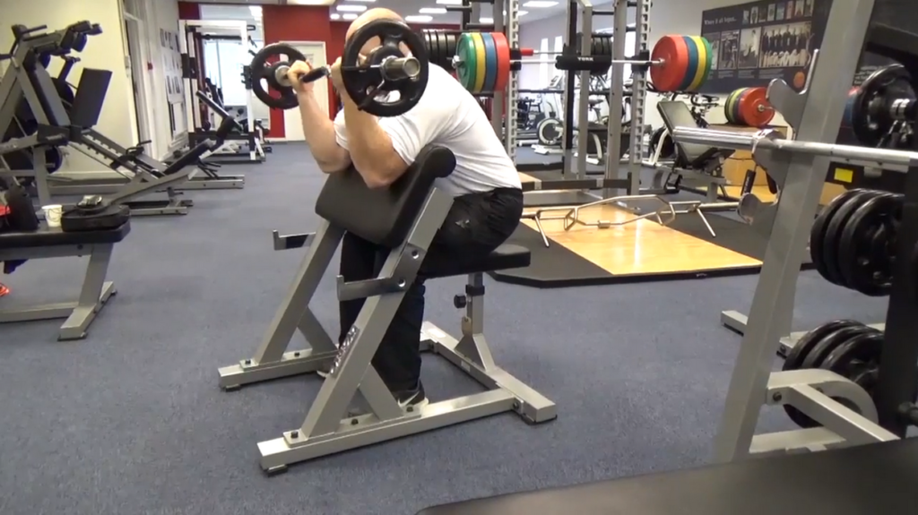 Why Should You Use A Preacher Curl Bench?